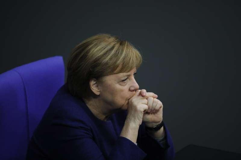 德國總理梅克爾(Angela Merkel)將在2021年9月卸任(AP)