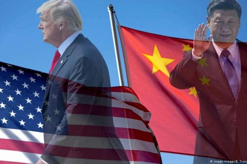 作者認為川普是中國改革的「助產士」,中國人應該感謝這位窮途末路的美國總統。(德國之聲)