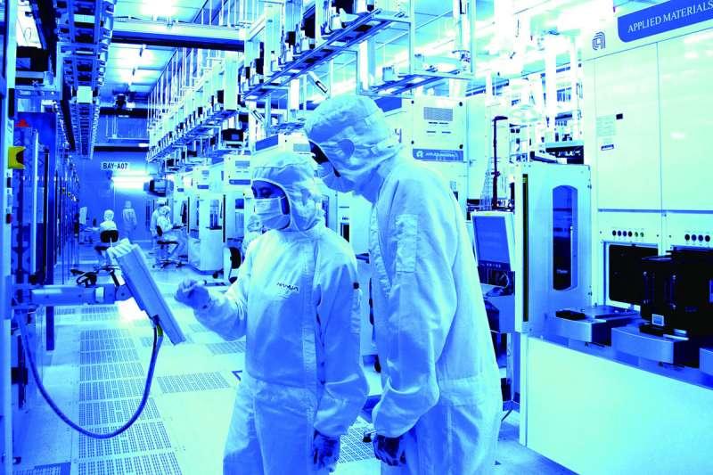 台積電吃下英特爾大單,深化台灣半導體業與美國科技業的連結。(台積電提供)