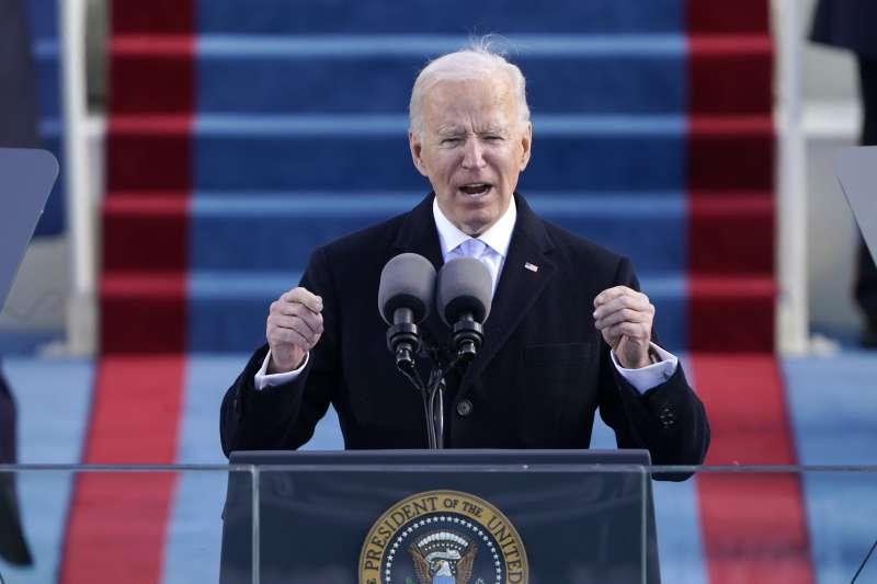 美國總統拜登對歐外交的成敗,關鍵繫於他能否在未來4年重建美國在歐洲盟國心中的可信任度。(資料照,AP)