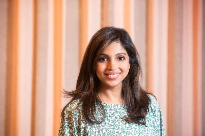 Zainab Ghadiyali不懂寫程式,最終卻成為臉書工程師,全靠面試的3個問題與2個技巧。(圖/新創拿鐵)