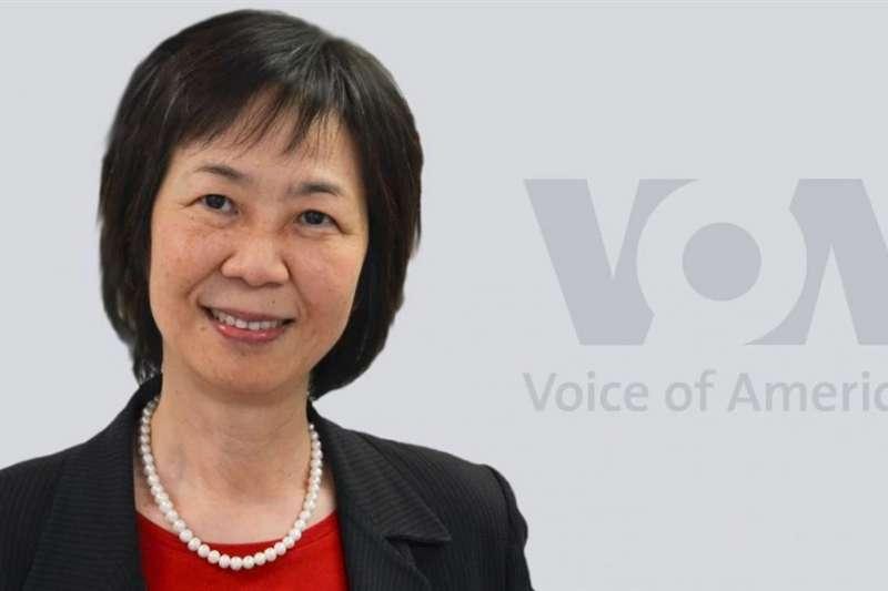 美國總統拜登任命台灣出身、曾擔任美國之音代理總台長的趙克露,出任負責美國對外廣播事務的美國國際媒體署代理執行長。 (美國之音官網)