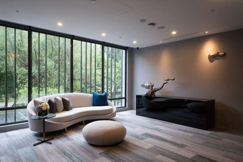 20210122-人之初敦化旗艦館內部空間舒適。(嘉泥提供)