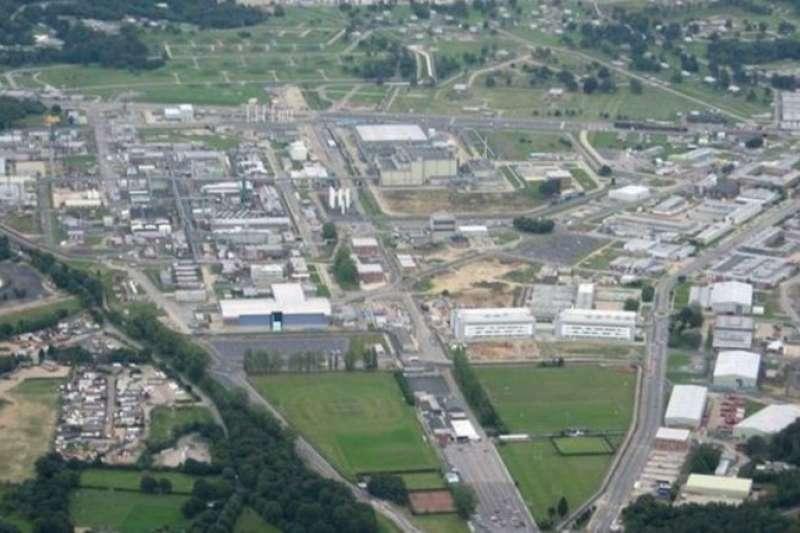 英國的核武器主要由在奧爾德瑪斯頓的英國核武機構(AWE)設施建造。(BBC News中文)