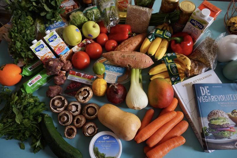 營養可說是建構起健康之牆最重要的關鍵。(取自Pixabay)