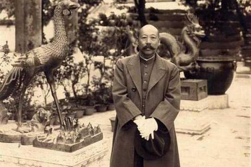 相較於張作霖、段祺瑞、吳佩孚等人,曹錕可說是民國軍閥史中是相對邊緣的人物。(圖/取自巴士的報)