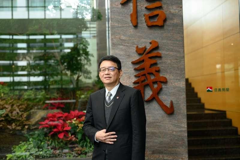 信義房屋總經理劉元智認為,房仲業品牌林立,比起市占率,心占率更重要。