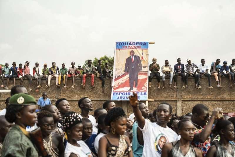 中非共和國總統大選:現任的圖瓦德拉可望連任(AP)