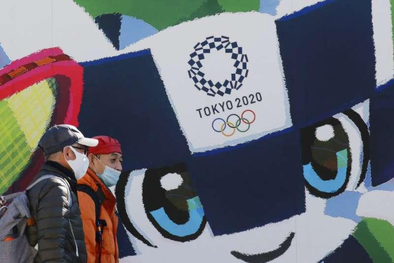 2020東京奧運因為新冠疫情延期一年舉行,但今年是否能如期登場仍引發各方質疑。(美聯社)