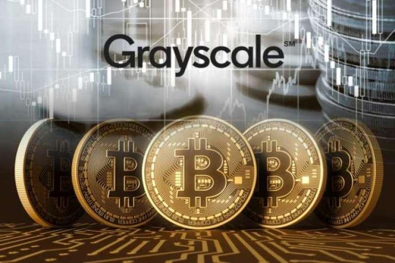 灰度(Grayscale)以加密幣基金商品,成為近來熱門的加密幣資產管理公司(圖片來源:作者提供)