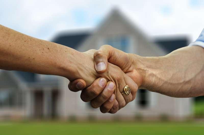 月收入高低不是問題,做好理財規劃也能買到房子。(示意圖/取自pixabay )
