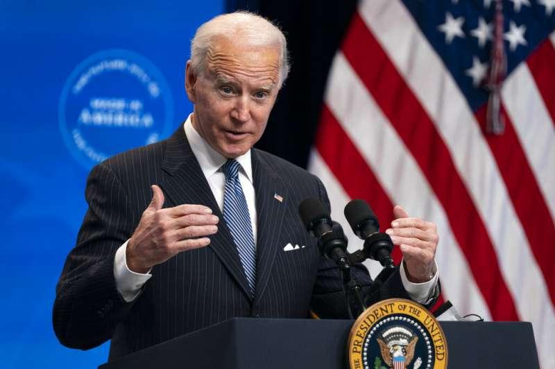 自美國總統拜登新政府上任後,外界相當好奇美國和中國政策會有何改變。(美聯社)