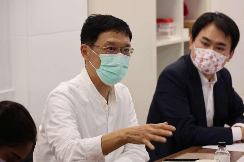 20210126-台灣世代教育基金會與亞太青年協會26日舉辦《日本政治觀察:拜登上任後美日印太戰略分析》座談會。(台灣世代教育基金會提供)