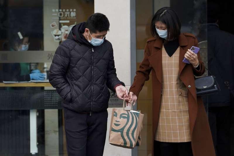 中國年輕人。(資料照:AP)