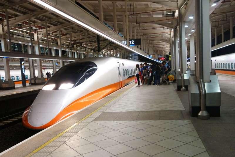 台灣高鐵將嚴格審查大學生的搭車優惠規定。(林瑞慶攝)