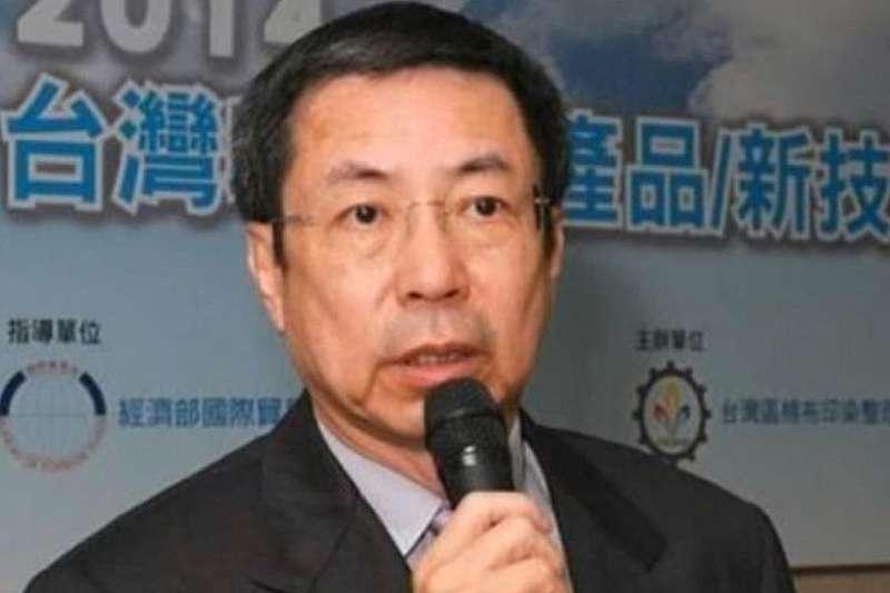 司法檢警調爆出與佳和集團董事長翁茂鍾不當往來,遭監察院彈劾。(翻攝自紡拓會網站)