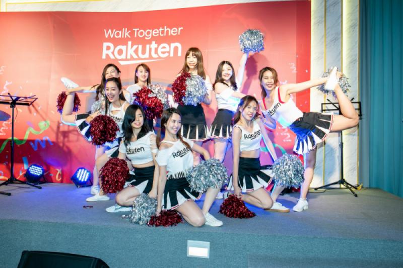 台灣樂天提供員工各式各樣的個人舞台,讓員工盡情發揮。(圖/台灣樂天市場提供)