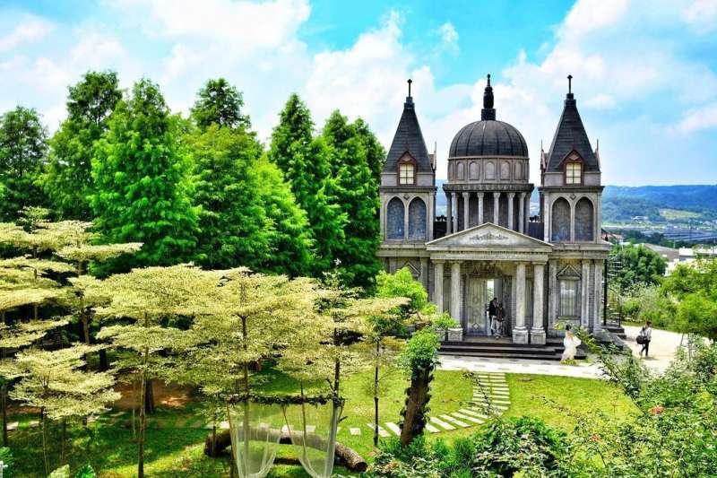 苗栗有許多童話景點等你來發掘。(圖/取自台灣旅行小幫手)