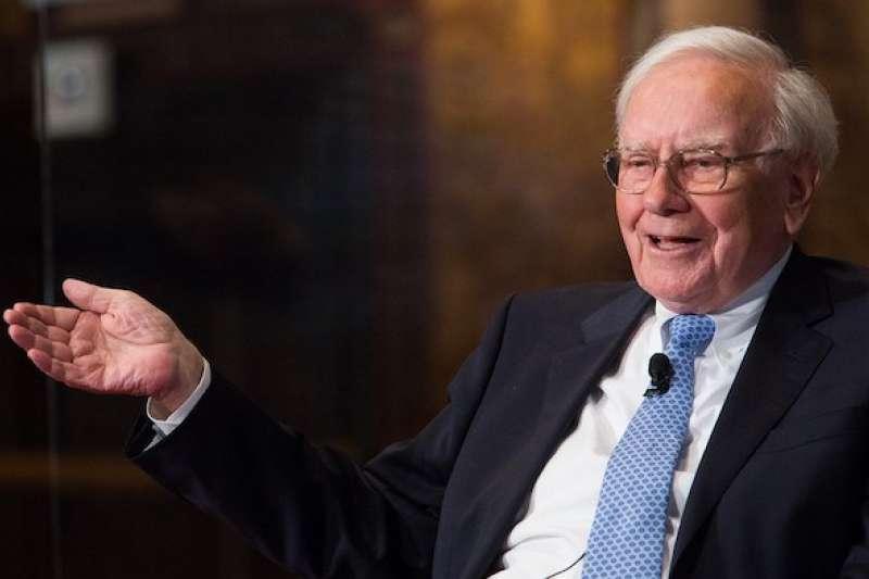 不僅是美國前總統川普(Donald Trump),就連股神巴菲特(Warren Buffett)都採用這種高油、高糖的飲食方式。(圖/取自Victoria Rothstein@ flickr)