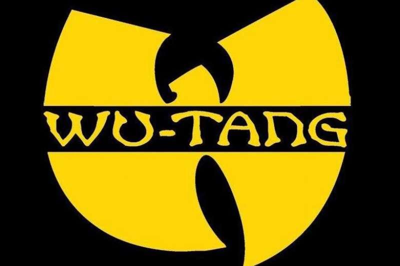 嘻哈團體「武當幫」(Wu-Tang Clan)的代表圖案。(翻攝武當幫臉書)