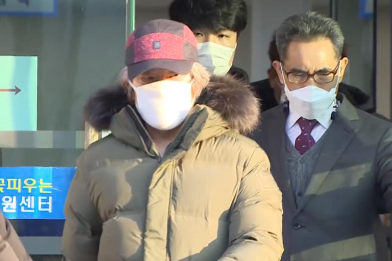 趙斗淳表示自己出獄後將重新做人、申請政府補助遭網友辱罵。(TVCHOSUN - TV조선@YouTube)