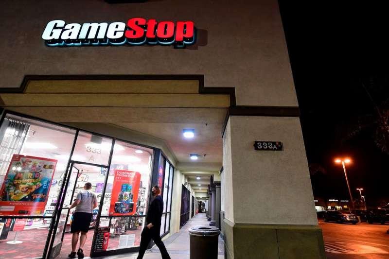 Wall Street Bets(WSB)論壇上的網民近期帶動Gamestop股價大漲,甚至連比特幣也被連帶拉拔。(圖片來源:李可人提供)