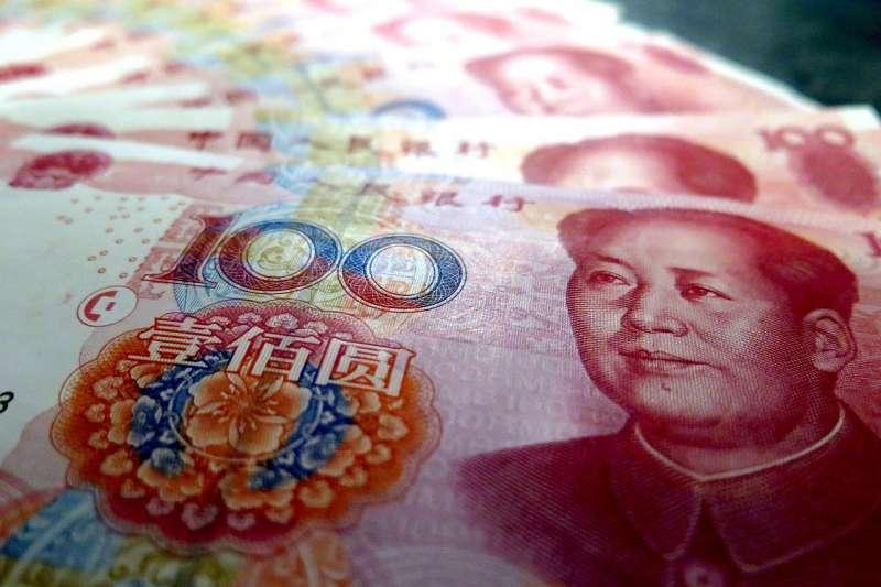 人民幣。(by moerschy@pixabay)