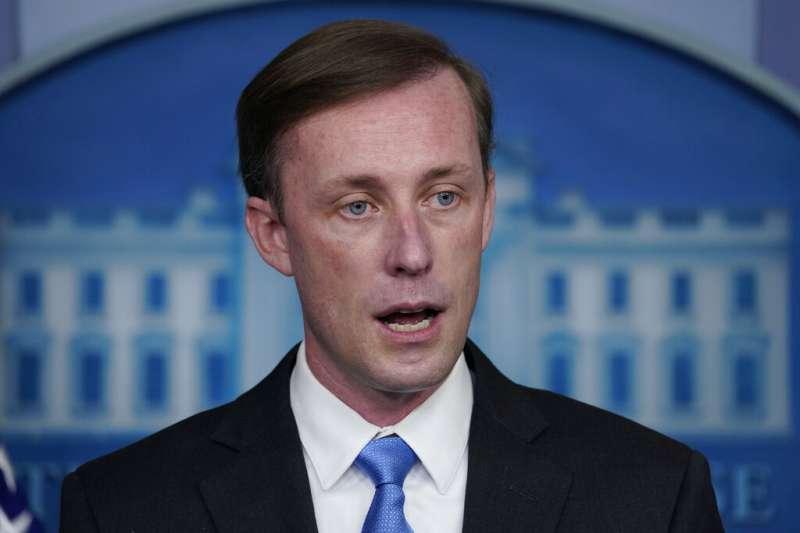 美國國家安全顧問蘇利文將出席會議。(美聯社)