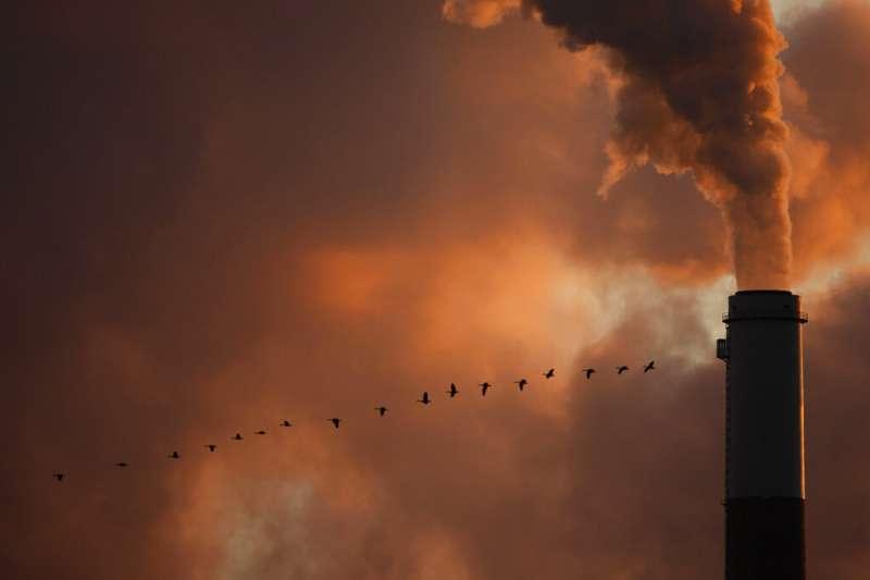 氣候變遷危機威脅全球。(美聯社)