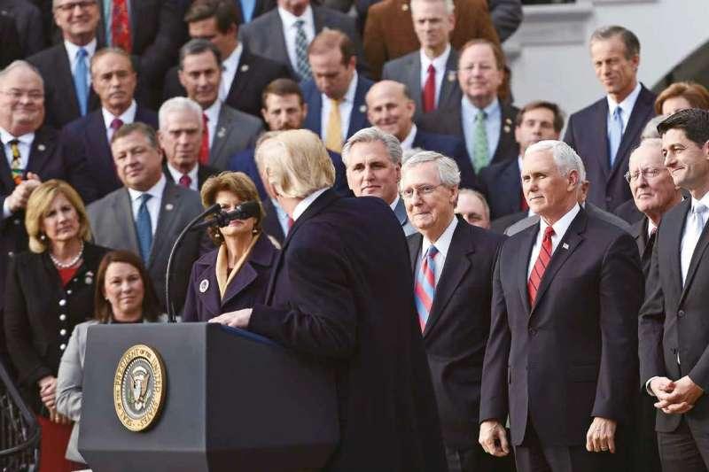 美國前總統川普下台後,共和黨該如何重振旗鼓?(多維TW提供)