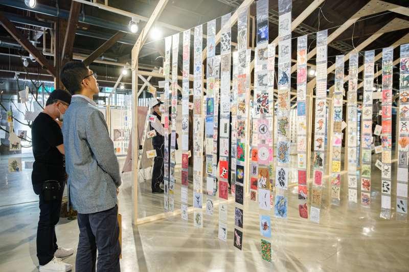 文化資產局2月1日~2021年3月31日舉辦「家.團圓:臺灣家書郵遞藝術展」。(圖/文化部文化資產局)
