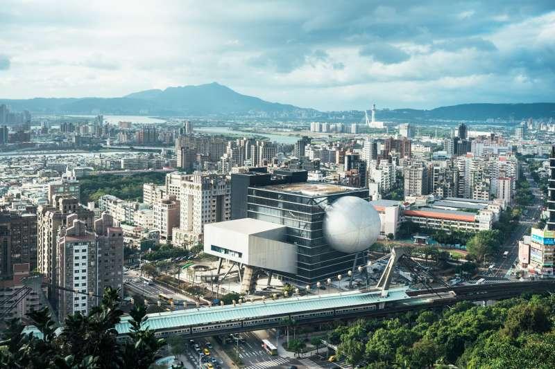 臺北表演藝術中心。(圖/ 臺北表演藝術中心提供)