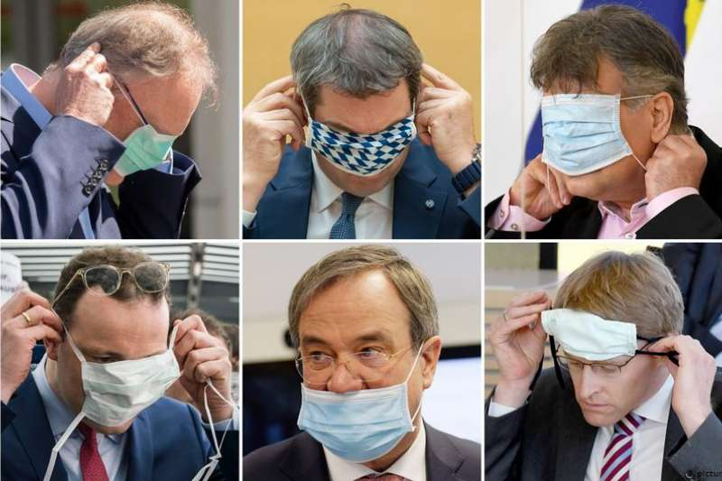 美國疾管署近日表示,要達到更好的防護效果,應戴雙層口罩或打結讓醫用口罩更與面部貼合。不過也有專家不同意此建議。(德國之聲中文網)
