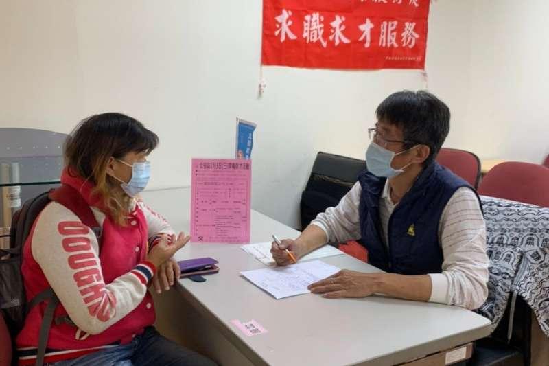 台北市勞動局就業服務處求職求才服務(北市府)