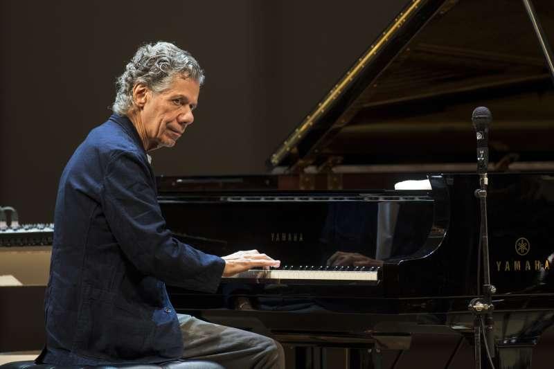 美國知名爵士鋼琴家奇克.柯瑞亞(Chick Corea)(AP)