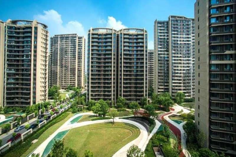 信義房屋在上海嘉定的開發案「信義嘉庭」導入社區營造,成為當地政府創新社會治理的典範。