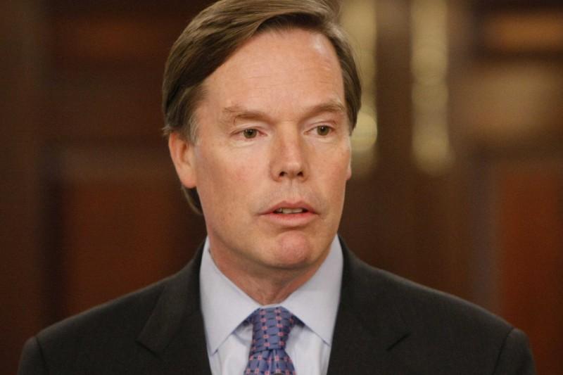 美國國務院前政治事務次卿勃恩斯可能被提名為駐中國大使(資料照,AP)