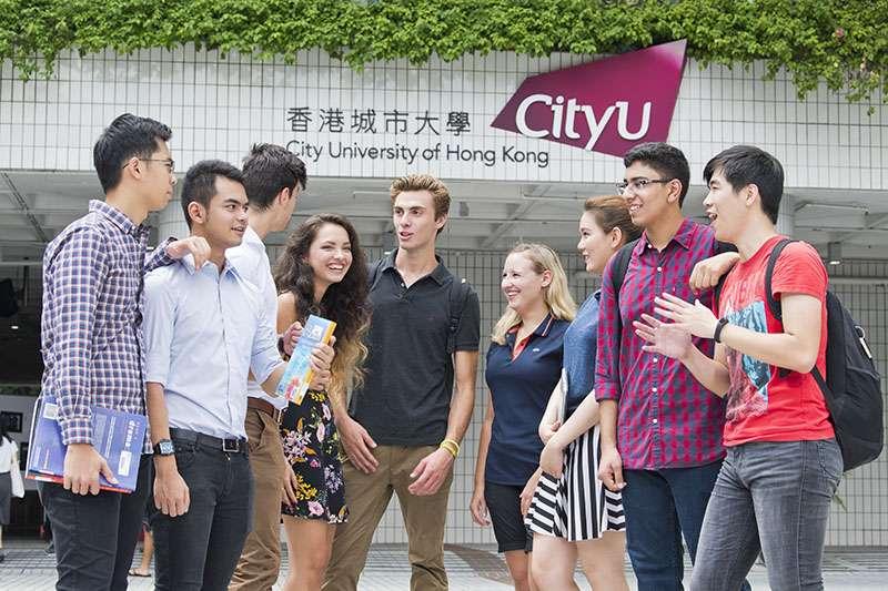 香港城市大學,簡稱城大,是香港的一所公立研究型大學,作為全球領先的大學,城大秉承新理念,並不斷尋求新方法來改善世界。(圖/香港城市大學提供)