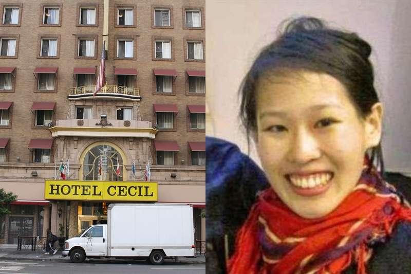 藍可兒事件讓賽西爾酒店受到全世界的關注,Netflix更將此事件翻拍成紀錄片《犯罪現場:賽西爾酒店失蹤事件》(Crime Scene: The Vanishing at the Cecil Hotel)。(圖/取自維基百科)