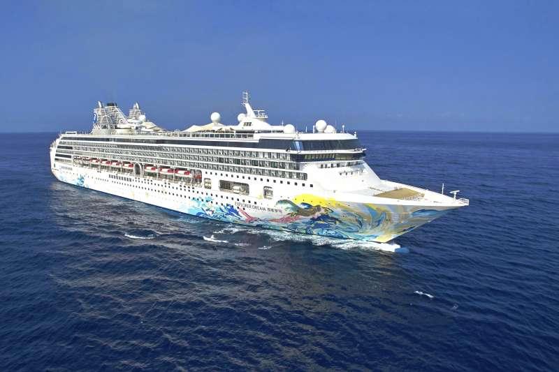 搭乘郵輪體驗沖繩,是近年國人海外旅遊的首選之一。(圖/沖縄縣産業振興公社)