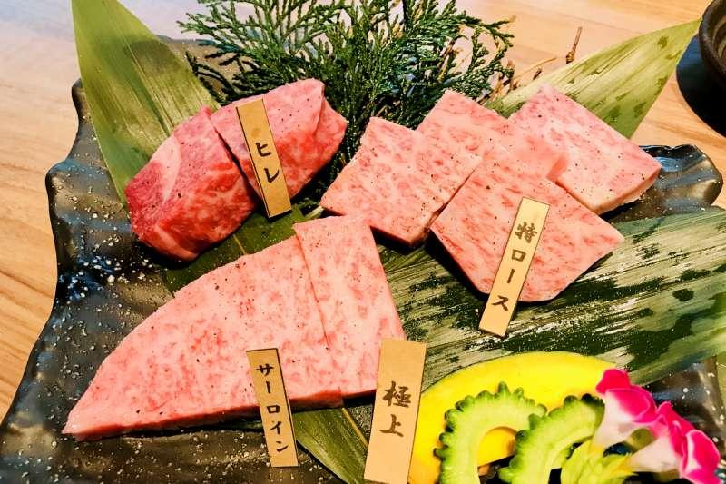 麗都自助餐廳可以享受到高級石垣島和牛。(圖/沖縄縣産業振興公社)