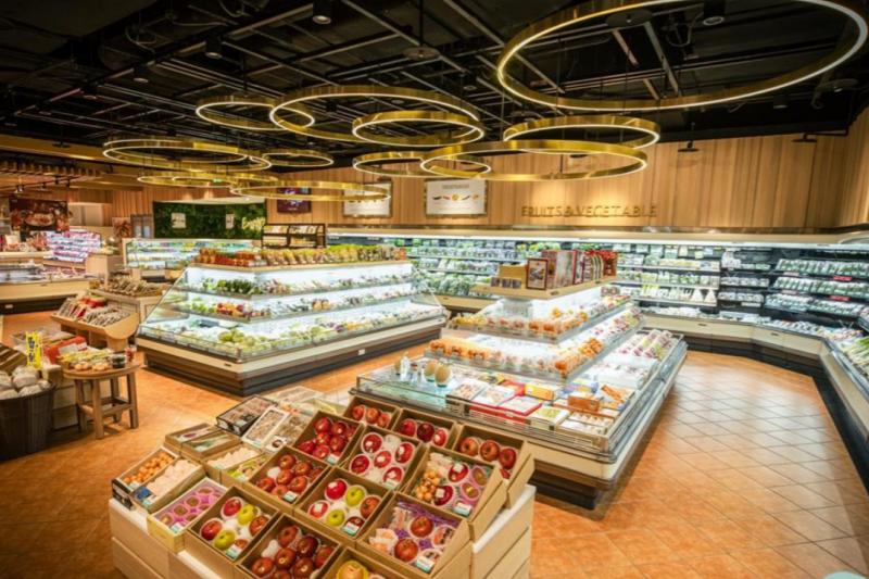 頂級超市運用什麼樣的營運策略,讓消費者願意付更多的金錢換取服務及商品?(示意圖/取自食力foodNEXT)