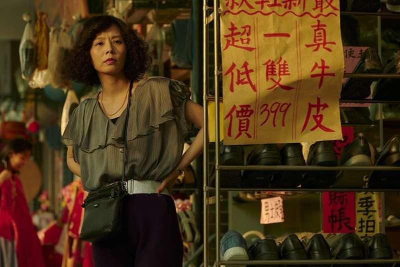 在《天橋上的魔術師》中飾演「點媽」的孫淑媚,透露自己和角色個性完全不同。 (圖/取自天橋上的魔術師@Facebook)