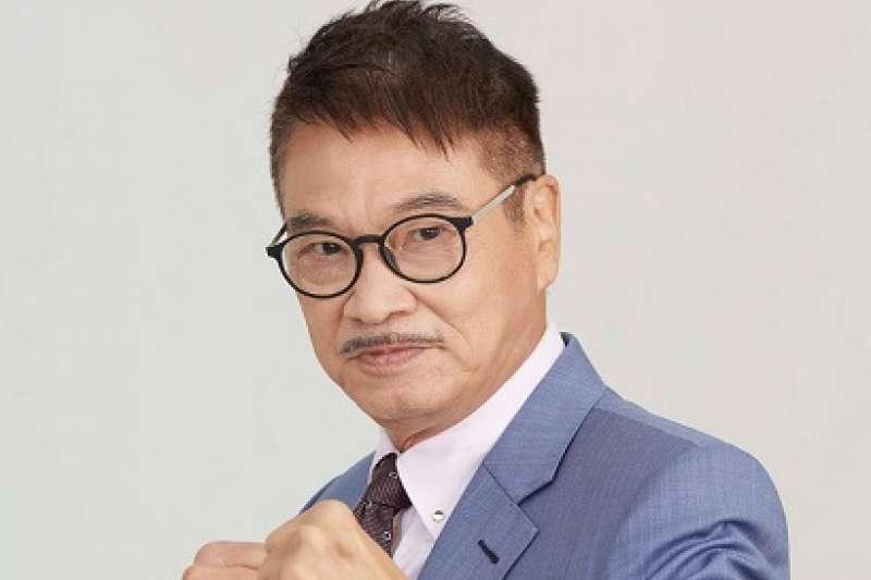 港星吳孟達27日於香港癌逝,享壽70歲。(取自維基百科)