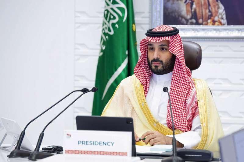 沙烏地阿拉伯「奪魂鋸」王儲穆罕默德(Mohammed bin Salman)(AP)