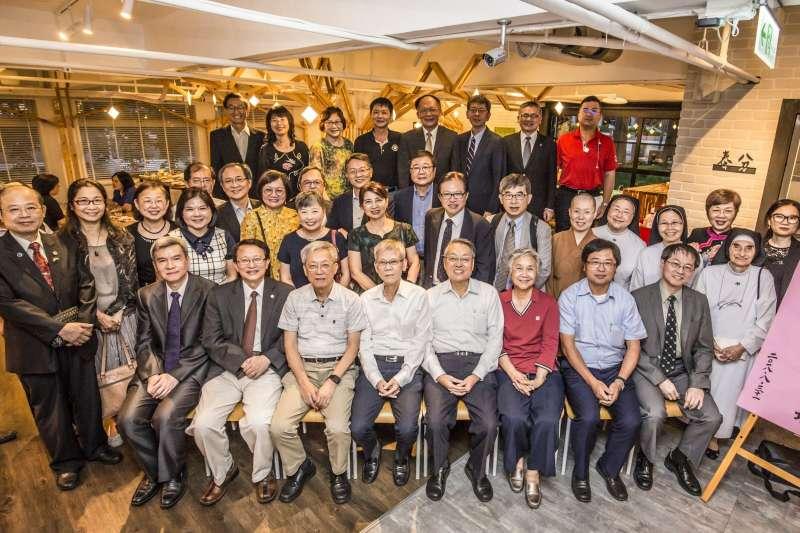 竹科管理協會於2018舉辦首屆竹科預防醫學論壇,吸引竹科產官學眾多知名人士共襄盛舉。(圖/竹科管理協會提供)