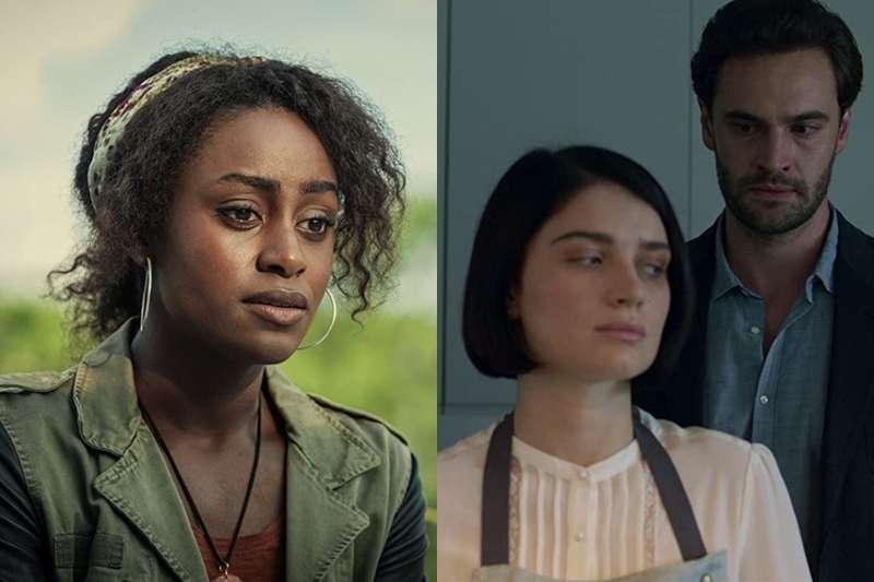 Netflix爆紅英劇《三人要守密,兩人得死去》(英文片名:Behind Her Eyes)劇情到最後一刻還在翻轉!精彩程度程度宛若影集版《控制》。(圖/取自imdb官網)