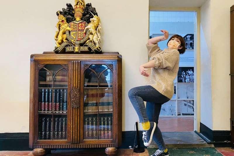 淡水古蹟博物館推出「女王尋古蹟」線上抽獎搭配有趣節慶活動,讓更多大眾了解古蹟的特色。(圖/新北市淡水古蹟博物館提供)