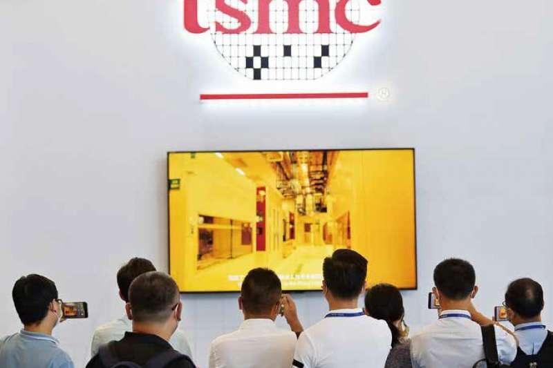 中國大陸在看待台積電因美國禁制令斷供華為的問題上,會從政治角度、商業角度分別考慮。(多維TW提供)