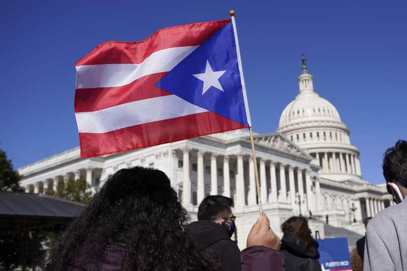 波多黎各想成為美國第51州(AP)